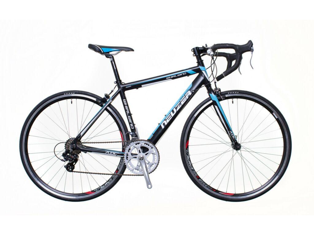 NEUZER Whirlwind 50 országúti kerékpár, fekete / fehér-kék