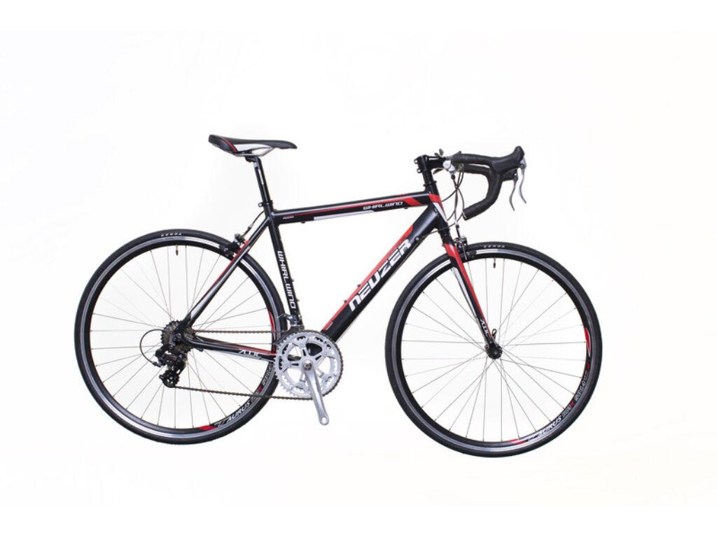 NEUZER Whirlwind 50 országúti kerékpár, fekete / fehér-piros