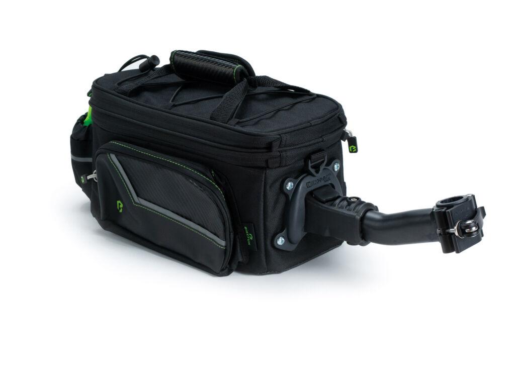 BIKEFUN EXPANSION QR gyorskioldós táska nyeregszárra