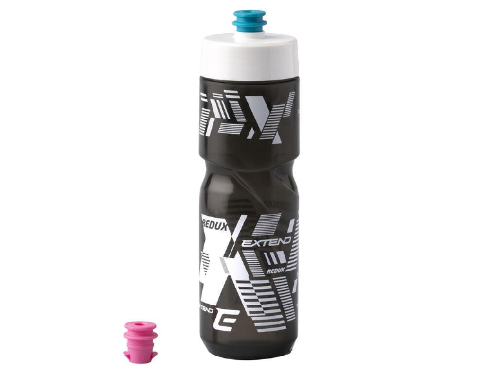 EXTEND Redux kulacs, 800 ml, clear black / white