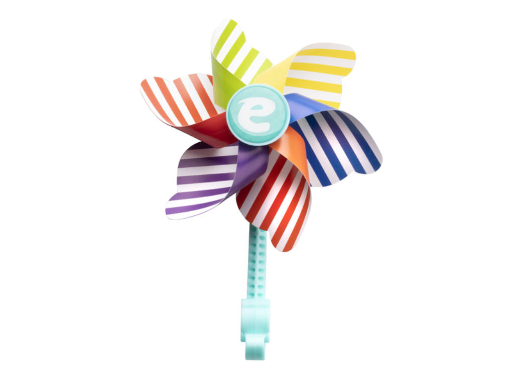 EXTEND Milli szélforgó, multicolor, műanyag