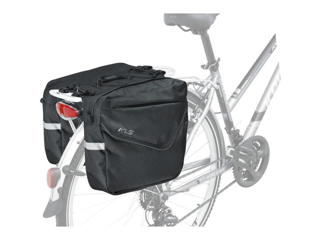 KLS Adventure 20 csomagtartó táska, 20liter
