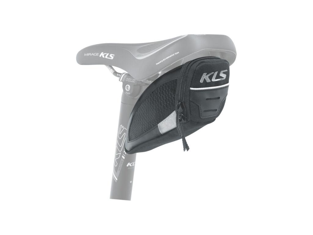 KLS Challenger nyeregtáska, T-system, M