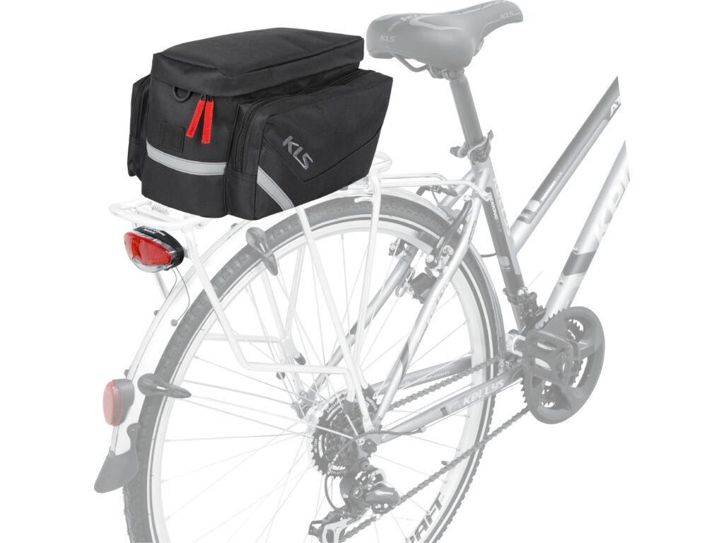 KLS Space 12 ECO vízhatlan csomagtartó táska, 12liter