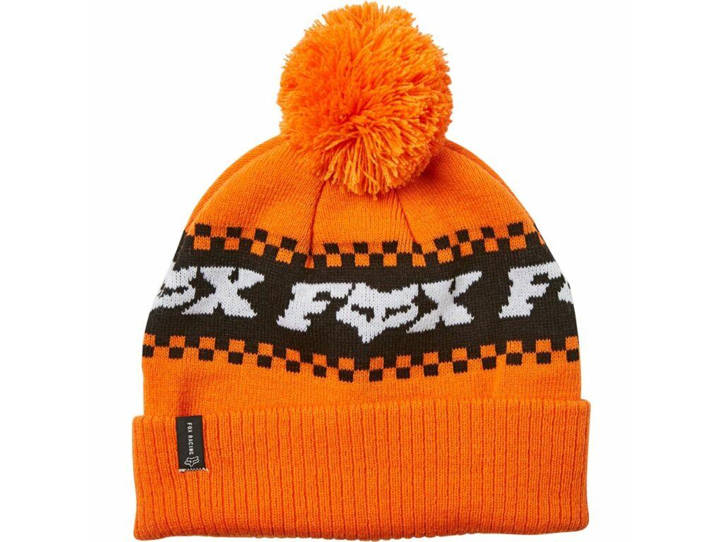 FOX RACING Overkill Beanie téli sapka - Orange