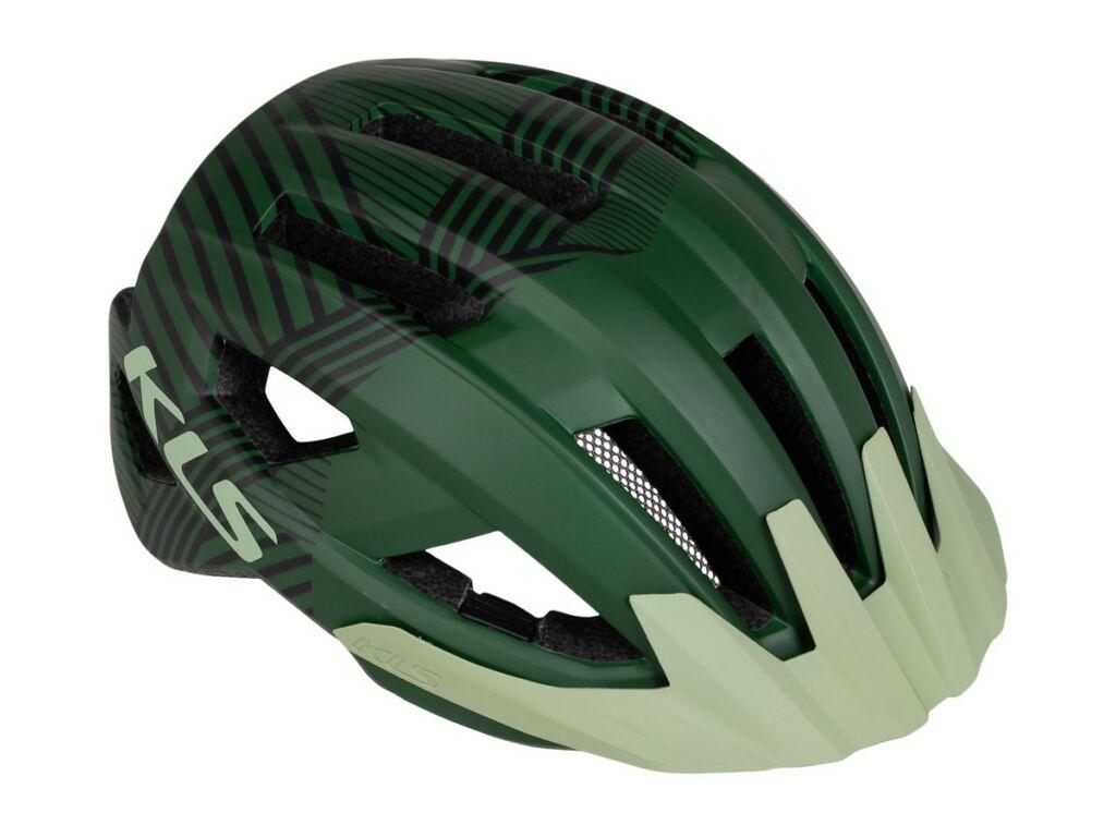 KELLYS Daze MTB XC bukósisak, military green