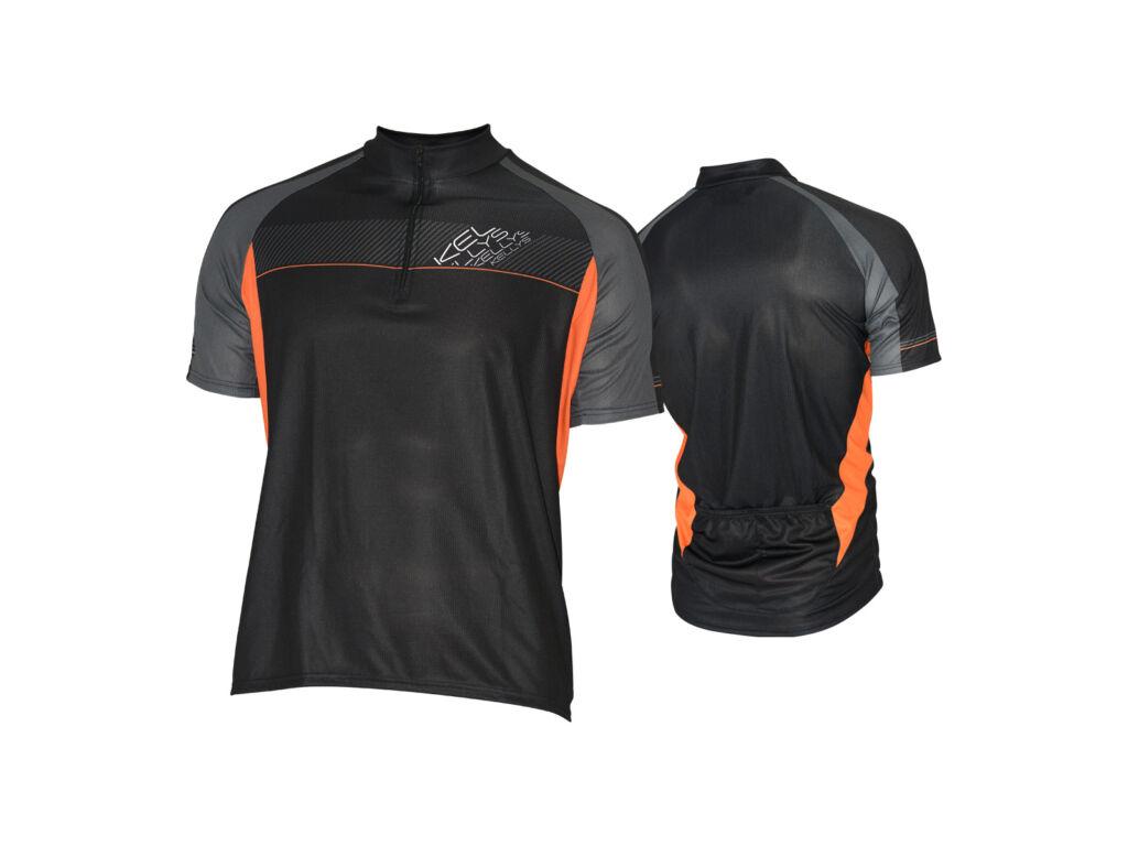 KELLYS Pro Sport rövid ujjú mez / orange