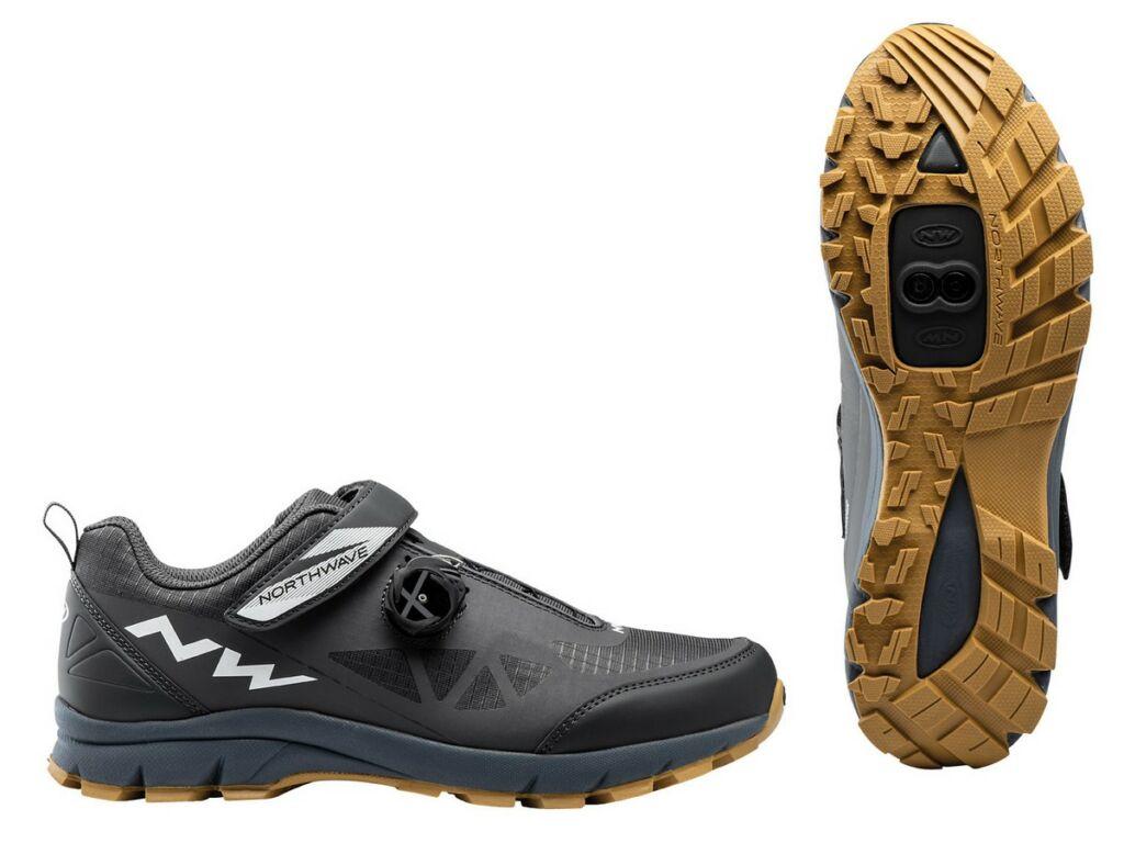 NORTHWAVE All Terrain Corsair kerékpáros cipő - antracit