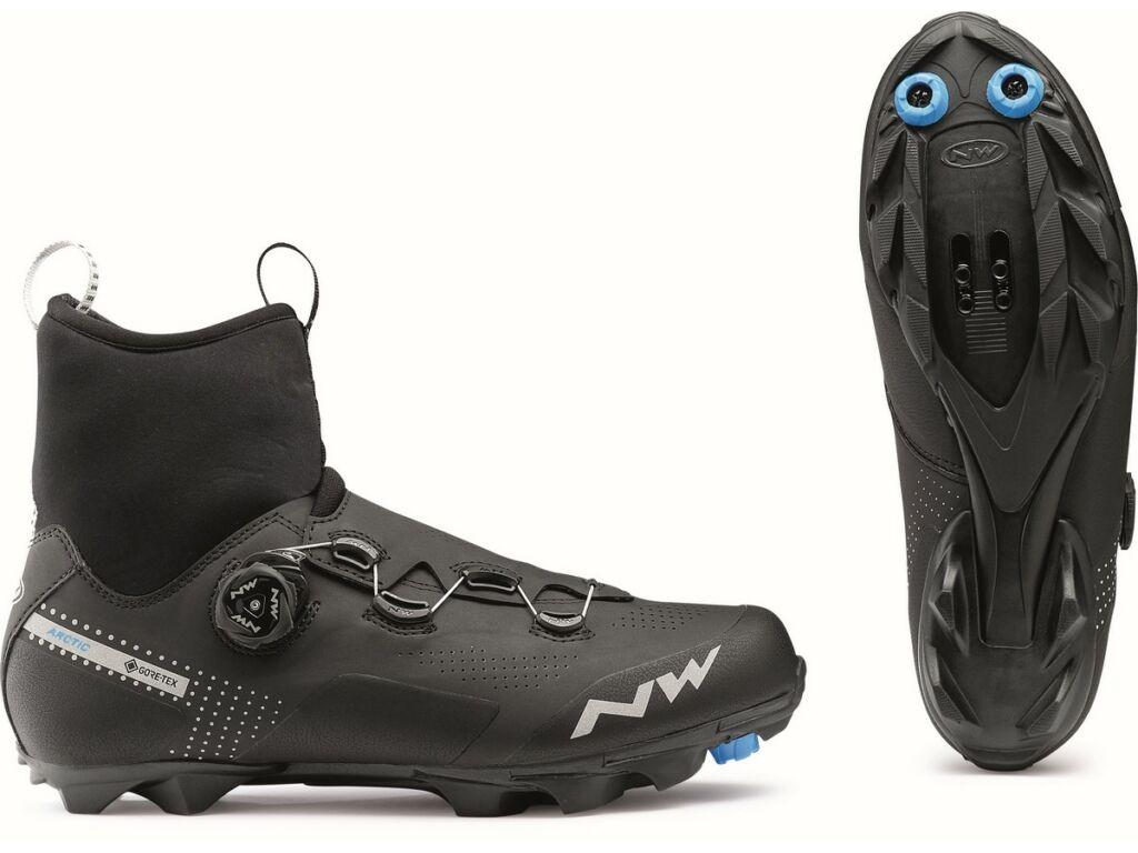 NORTHWAVE MTB Celsius XC Arctic GTX téli kerékpáros cipő, fekete