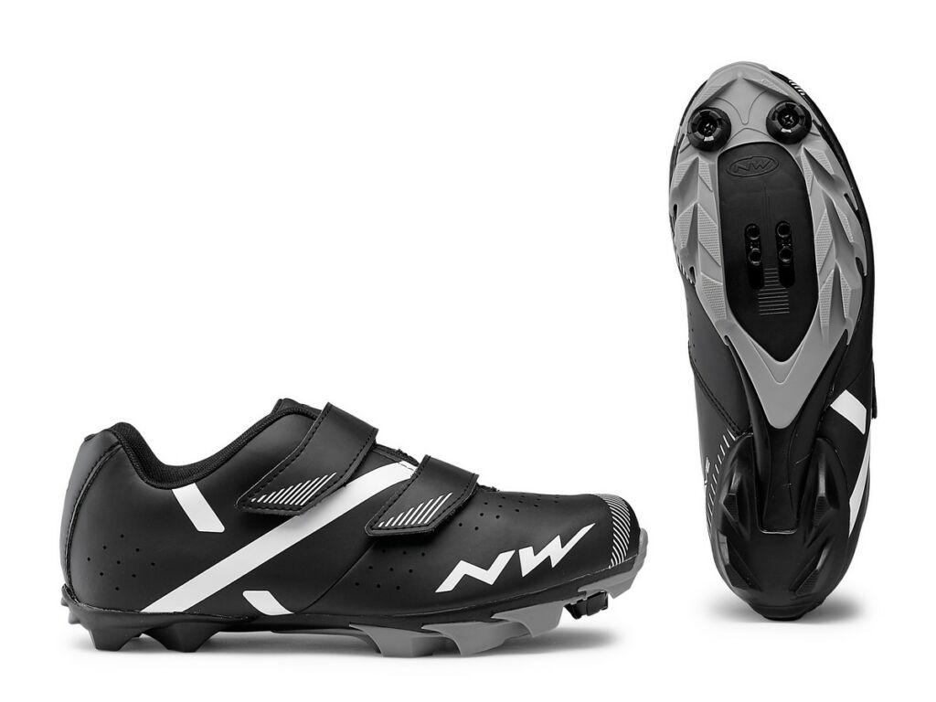 NORTHWAVE MTB Elisir 2 női kerékpáros cipő, fekete