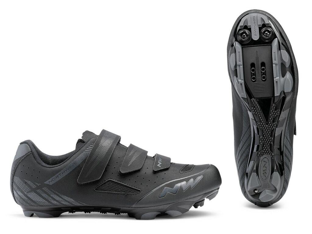 NORTHWAVE MTB Origin kerékpáros cipő, fekete