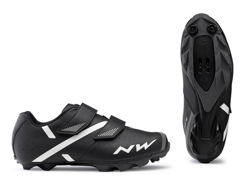 NORTHWAVE MTB Spike 2 kerékpáros cipő, fekete