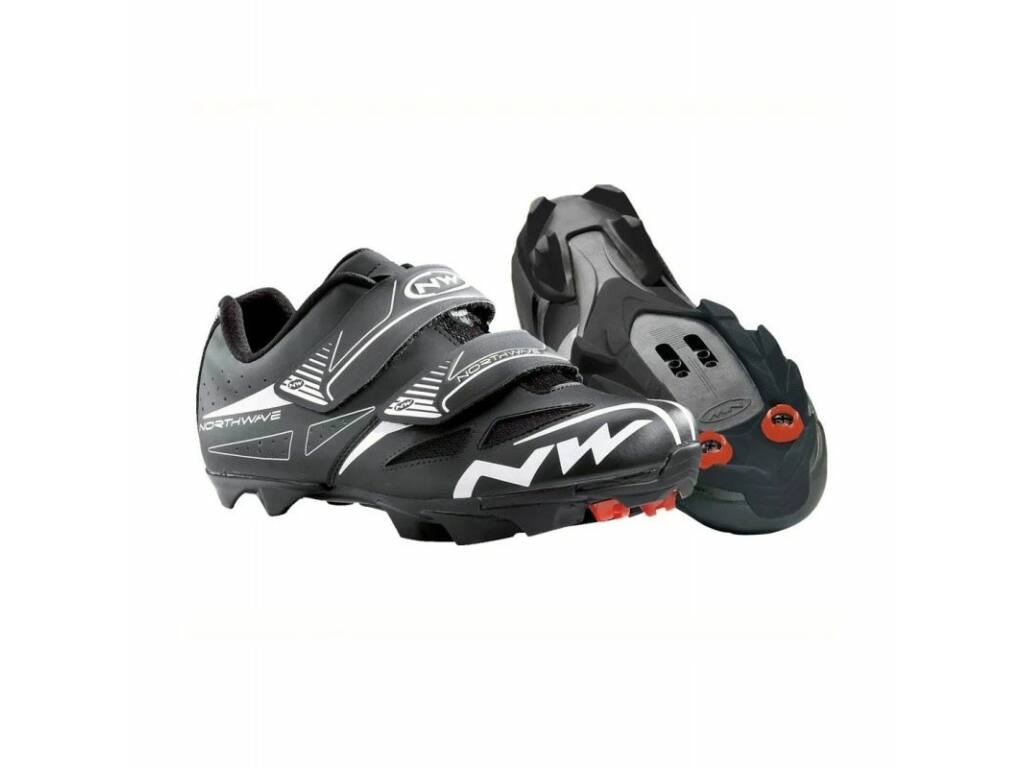 NORTHWAVE MTB Spike EVO kerékpáros cipő, fekete