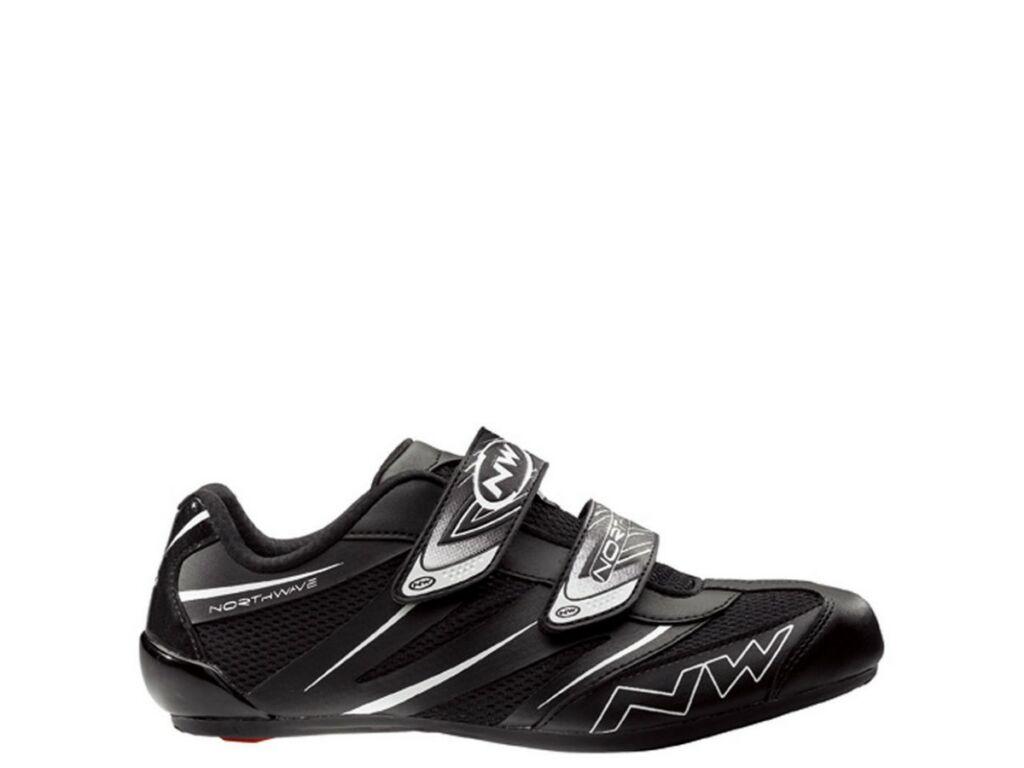 NORTHWAVE Road Jet Pro kerékpáros országúti cipő, fekete