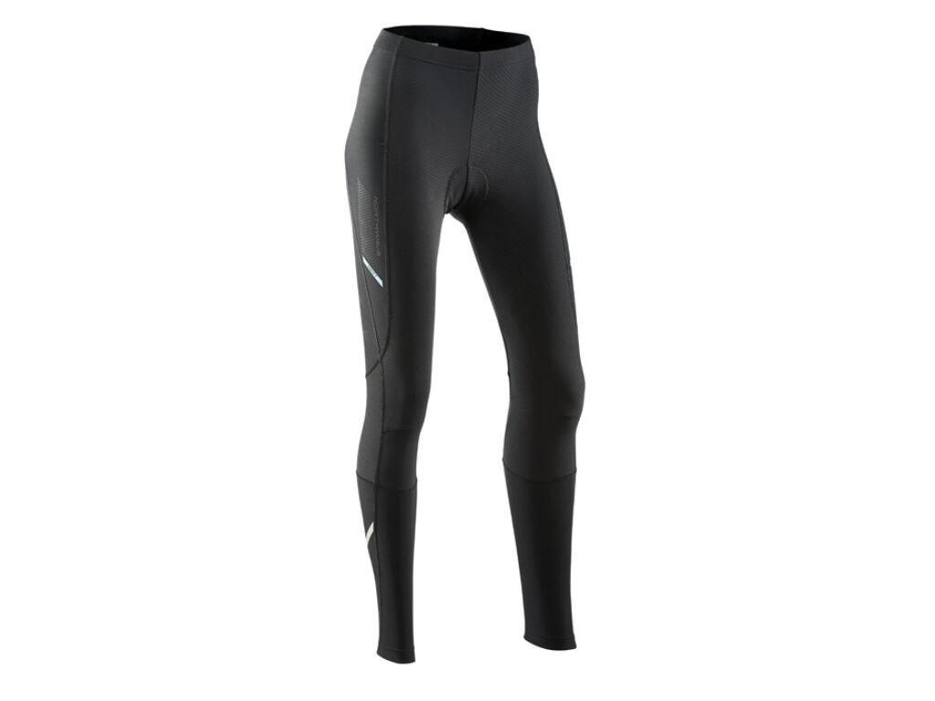 NORTHWAVE Swift hosszú, téli, női kerékpáros nadrág, fekete