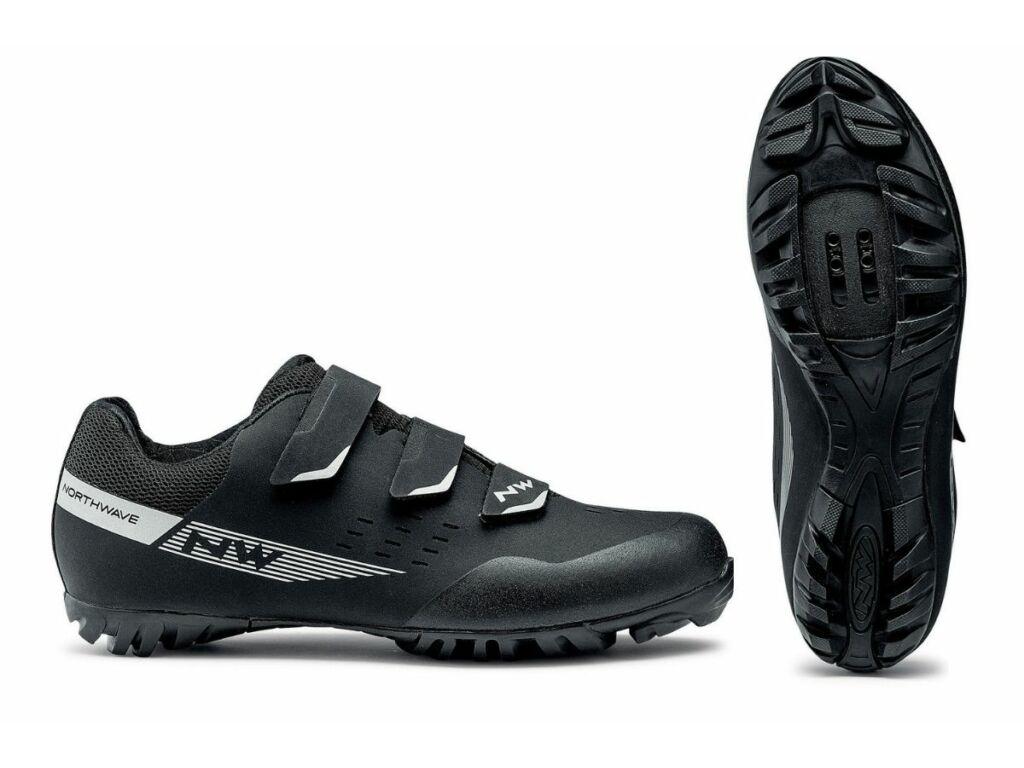 NORTHWAVE Trekking Tour kerékpáros cipő, fekete