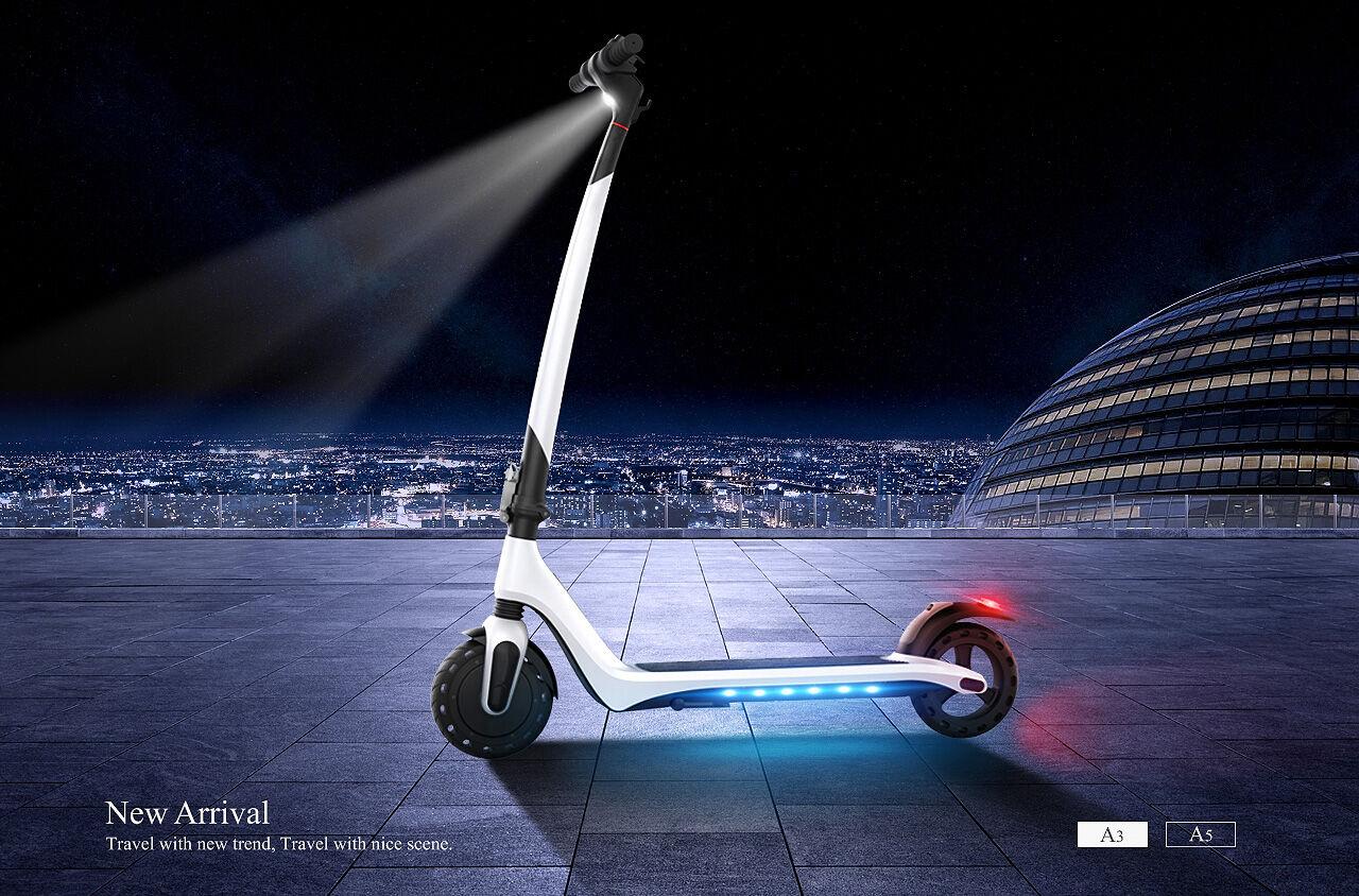Joyor A3 elektromos roller - Biciklikk.hu