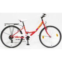 """CSEPEL FLORA 24"""" 6SP 20 gyerek kerékpár"""