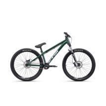 """CTM DIRT KING XPERT dirt kerékpár, gyöngyház zöld / ezüst, 12"""""""