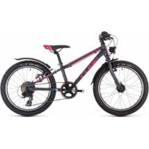 """Cube Access 200 Allroad Girl 2020 lány gyermek MTB kerékpár, grey'n'blue'n'pink, 20"""""""