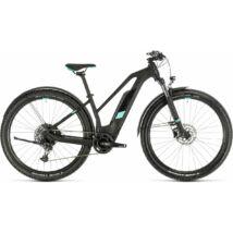"""Cube Access Hybrid Pro 500 Allroad Trapeze 27.5"""" 2020 női MTB elektromos kerékpár, black'n'mint, 15"""""""