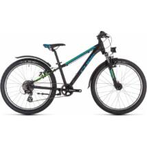 "Cube Acid 240 Allroad 2020 24"" MTB kerékpár, black'n'blue'n'green, 24"""