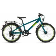 """Cube Kid 200 Street 2020 20"""" MTB kerékpár, petrol'n'green, 20"""""""