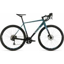 Cube Nuroad Race black'n'greyblue 2020 országúti kerékpár