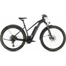"""Cube Reaction Hybrid Pro 500 Allroad 27.5"""" Trapeze 2020 női MTB elektromos kerékpár, iridium'n'black, 15"""""""