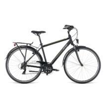 """Dema AROSA 1.0 női túra kerékpár, fekete / zöld, 19"""""""