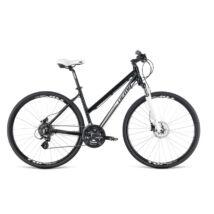 """Dema LOARA 5.0 női cross kerékpár, fekete, 16"""""""