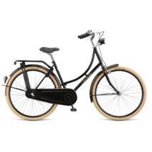 DEMA Madeline Standard N3 női városi kerékpár, fekete, 50