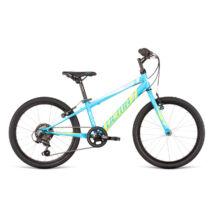 DEMA ROCKIE 20 RF gyermekkerékpár, kék / neonsárga