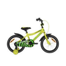 """KELLYS WASPER (16"""") gyermekkerékpár, sárga"""