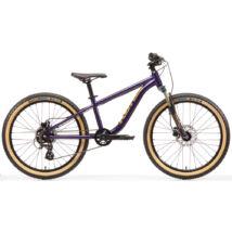 """KONA Honzo 24 13"""" 2020 24"""" MTB hardtail kerékpár, Gloss Ultraviolet, 13"""""""