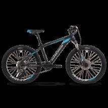 """KROSS LEVEL JR 3.0 OS (14"""") gyermekkerékpár, fekete / kék"""