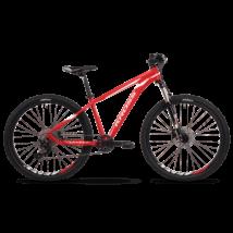 KROSS LEVEL JR TE gyermekkerékpár, piros / fehér