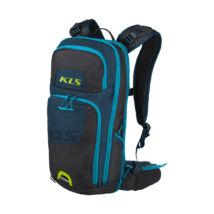 KLS Switch 18 hátizsák hátvédővel és vízálló huzattal, 18liter